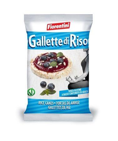 Gallette Di Riso Monodose 16 g