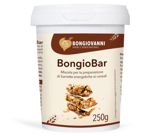 BongioBar - Miscela per Barrette energetiche 250g