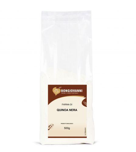 Farina di Quinoa nera 500 g BIO