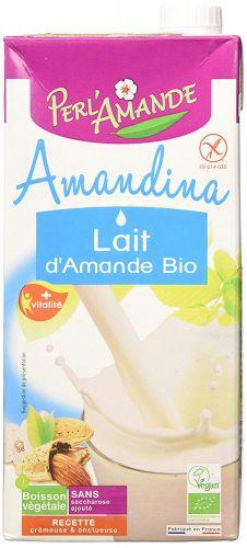 Latte di mandorla 1 kg BIO senza glutine  (min. acquisto 10 pezzi)