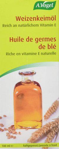Olio di germe di grano liquido 100 ml (6 pezzi)