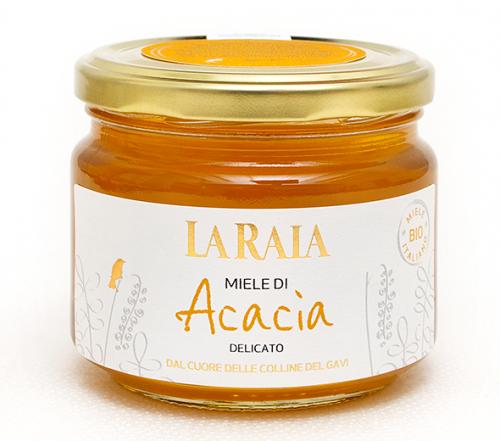 Miele di acacia 300 g BIO