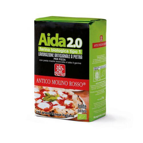 Miscela per pizza aida 1 kg BIO  (min. acquisto 10 pezzi)