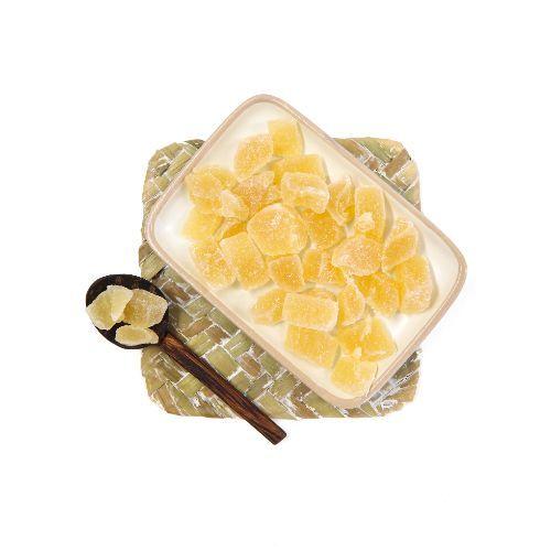 Ananas Disidratato A Cubetti (Zuccherato) 500 g