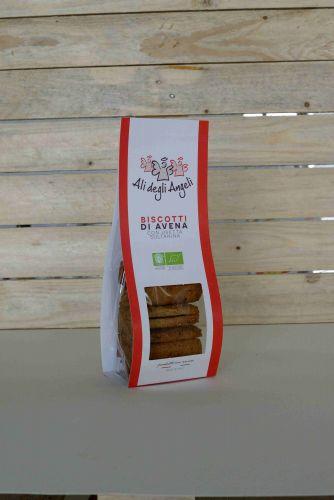 Biscotti di Avena con Uvetta Sultanina 200g BIO