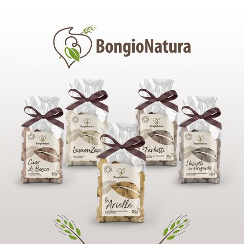 Cuor di Bosco con farina di Castagne Piemontesi 300 g
