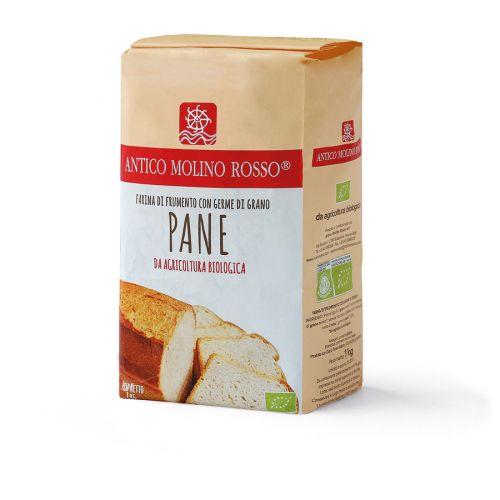 Miscela di farine per pane 1 kg BIO  (min. acquisto 10 pezzi)