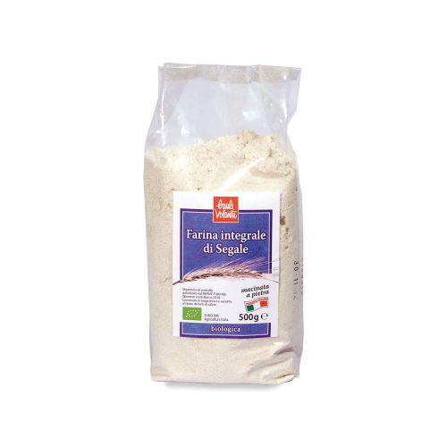 Farina di segale integrale 500 g