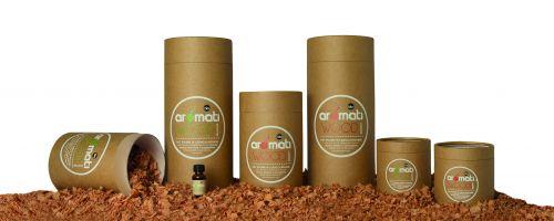 Aromati wood relaxing small - con oli essenziali bio 230  (6 pezzi)