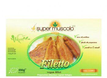 Filetto Super Muscolo (100g x 2) 200g BIO
