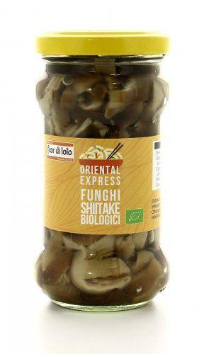 Funghi secchi shiitake 50 g (6 pezzi)