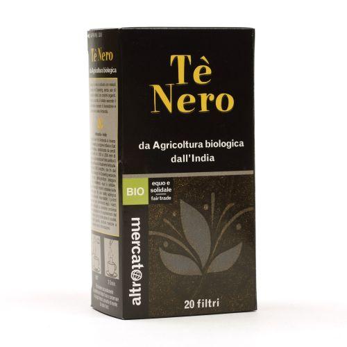 Tè Nero India In Filtri BIO 20 Filtri (min. acquisto 10 pezzi)