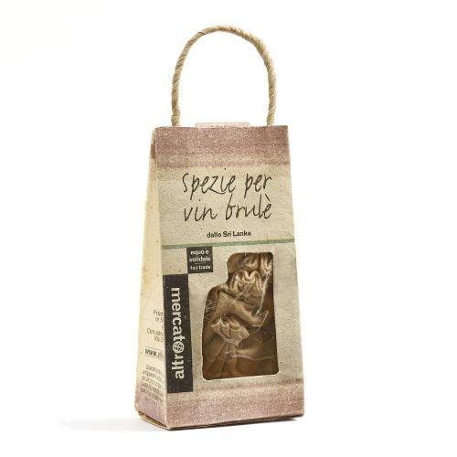 Spezie Per Vin Brulè Sri Lanka 3X2,5 g (min. acquisto 10 pezzi)