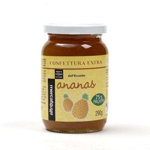 Confettura Extra Di Ananas 290 g (min. acquisto 10 pezzi)