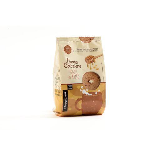Biscotti Al Miele 300 g (min. acquisto 10 pezzi)