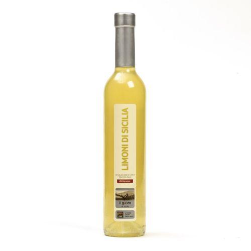 Liquore Di Limoni Di Sicilia 500 Ml (6 pezzi)