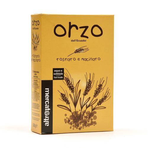 Orzo Tostato E Macinato 500 g (min. acquisto 10 pezzi)