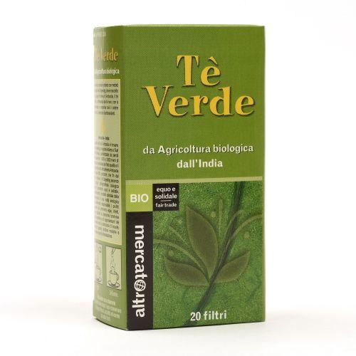 Tè Verde India In Filtri BIO 20 Filtri (min. acquisto 10 pezzi)