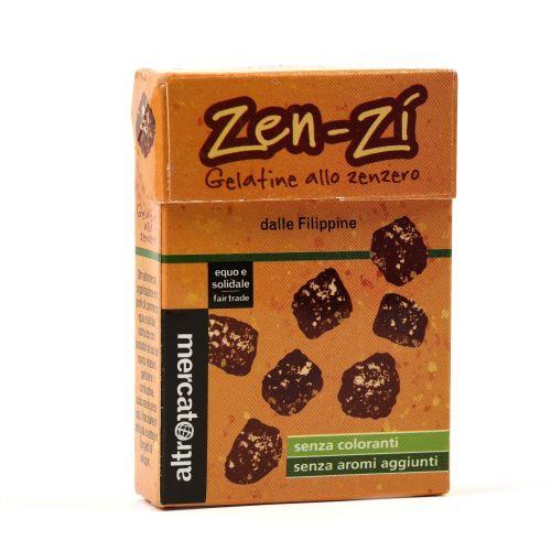 Gelatine ZenZì Allo Zenzero 50 g (min. acquisto 10 pezzi)