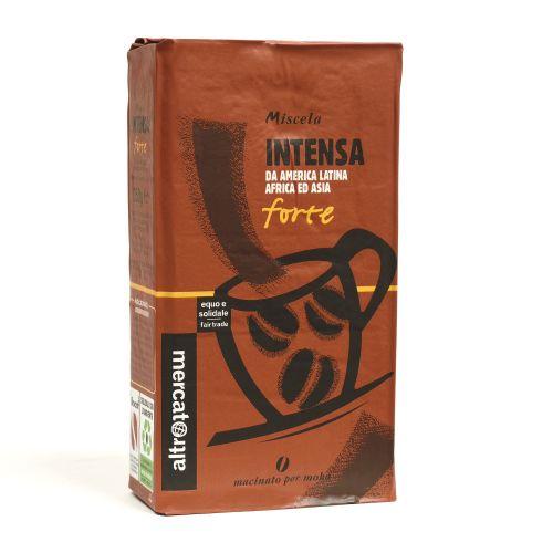 Caffè Miscela Intensa Macinato Moka 250 g (min. acquisto 10 pezzi)