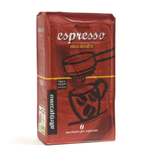 Caffè Miscela Espresso Macinato Espresso 250 g (min. acquisto 10 pezzi)