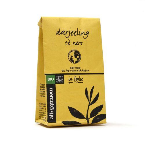 Tè Nero Darjeeling Sfuso BIO 50 g (min. acquisto 10 pezzi)