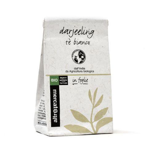 Tè Bianco Darjeeling Sfuso BIO 50 g (min. acquisto 10 pezzi)