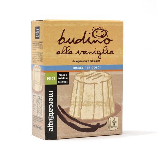 Preparato Per Budino Alla Vaniglia BIO 2X90 g (min. acquisto 10 pezzi)