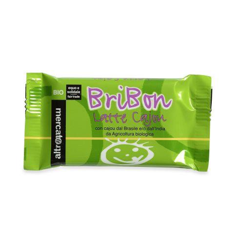 Cioccolato Snack Bribon Al Latte E Anacardi BIO 30 g (min. acquisto 10 pezzi)