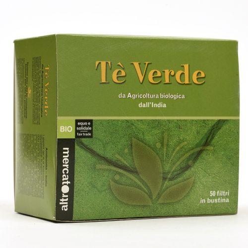 Tè Verde India 50 Filtri BIO 50 Filtri (min. acquisto 10 pezzi)