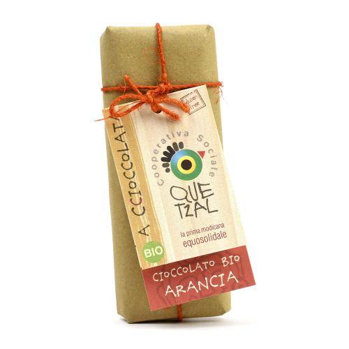 Cioccolato Modicano Al Sale Bio 60 g (min. acquisto 10 pezzi)