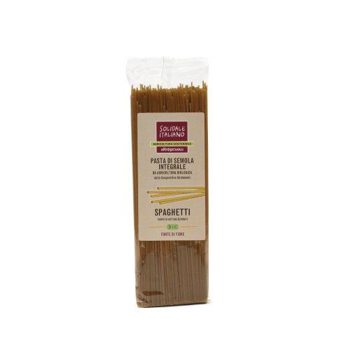 Spaghetti Di Semola Integrale BIO 500 g (min. acquisto 10 pezzi)