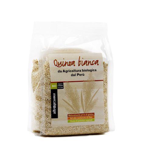 Quinoa Bianca In grani Perù BIO 250 g (min. acquisto 10 pezzi)
