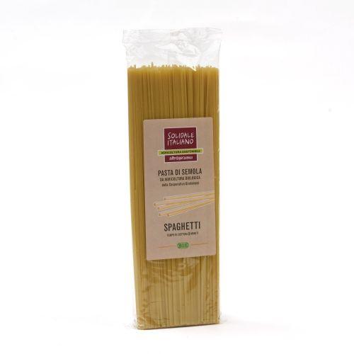 Spaghetti Di Semola Bio 500 g (min. acquisto 10 pezzi)