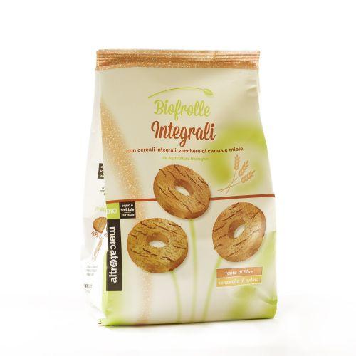 Biscotti Biofrolle Integrali BIO 250 g (min. acquisto 10 pezzi)