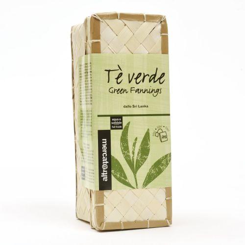 Tè Verde Sri Lanka Cestino In Filtri 25 Filtri (min. acquisto 10 pezzi)