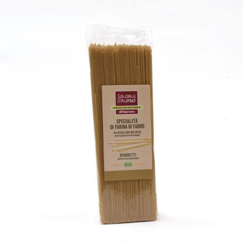 Spaghetti Farro BIO 500 g (min. acquisto 10 pezzi)