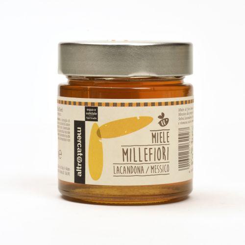 Miele Millefiori Lacandona Messico 300 g (min. acquisto 10 pezzi)
