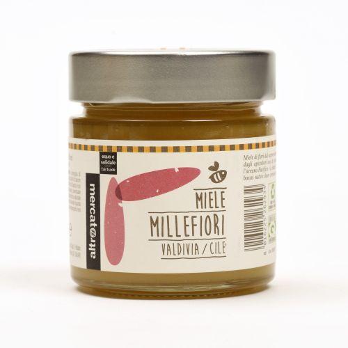 Miele Millefiori Valdivia Cile 300 g (min. acquisto 10 pezzi)