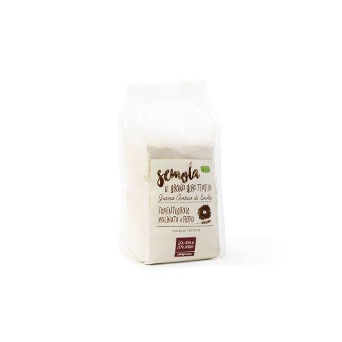 Farina Di grano Duro Timilia BIO 500 g (min. acquisto 10 pezzi)