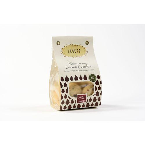 Pasticcini Cookie Con gocce Di Cioccolato BIO 200 g (min. acquisto 10 pezzi)