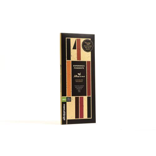 Cioccolato Mascao Esperienza Fondente Cofanetto 5 BIO 480 g (min. acquisto 6 pezzi)