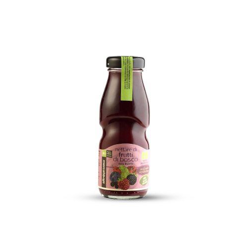 Nettare Frutti Di Bosco Solo Zuccheri Frutta 200Ml BIO 200 Ml (min. acquisto 10 pezzi)