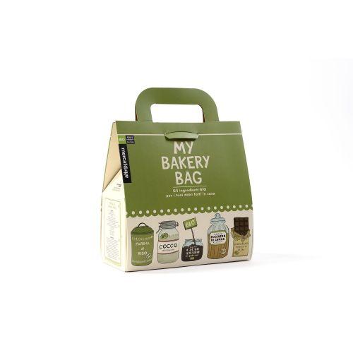 Cofanetto Regalo My Bakery Bag Per Dolci BIO 1325 g (6 pezzi)
