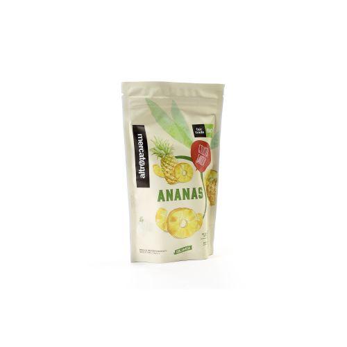 Ananas Essiccata BIO 100 g (min. acquisto 10 pezzi)