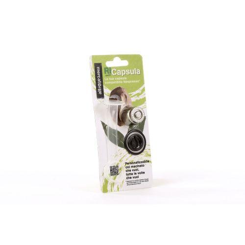 Ricapsula Capsula Ricaricabile Compatibile Nespresso  (min. acquisto 6 pezzi)