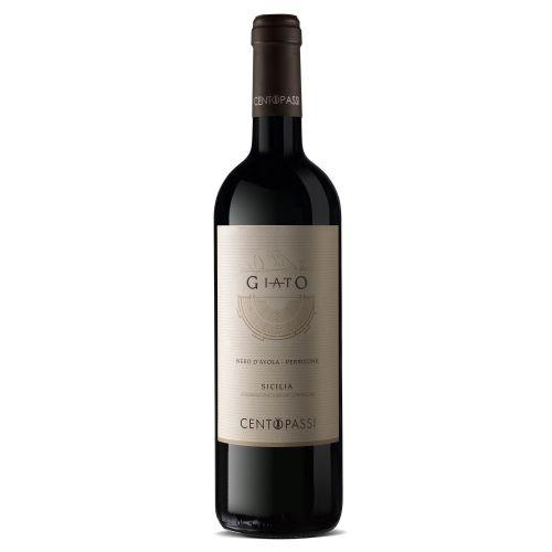 Vino Rosso Nero D'Avola Doc Siciliae Bio 750 Ml (min. acquisto 10 pezzi)