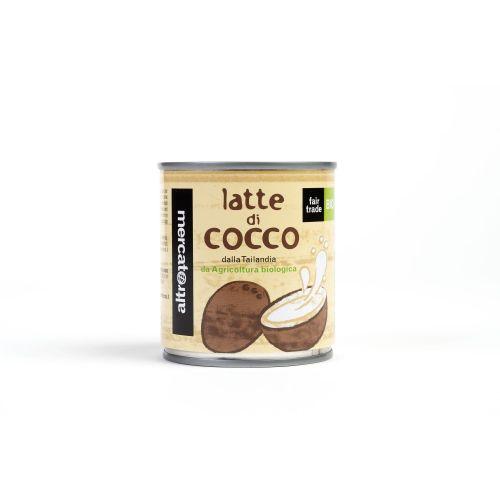Latte Di Cocco Lattina Bio 400 Ml (min. acquisto 10 pezzi)