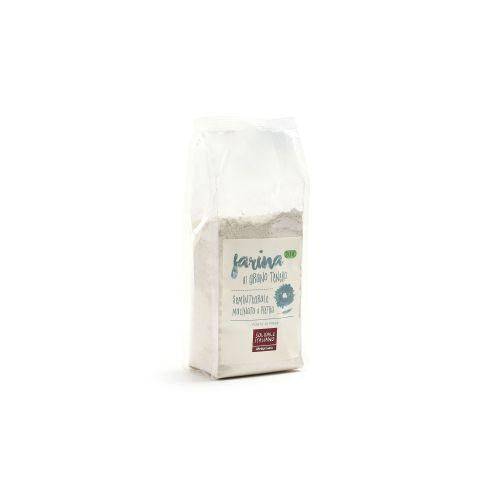 Farina Semintegrale Di grano Tenero 500 g (min. acquisto 10 pezzi)
