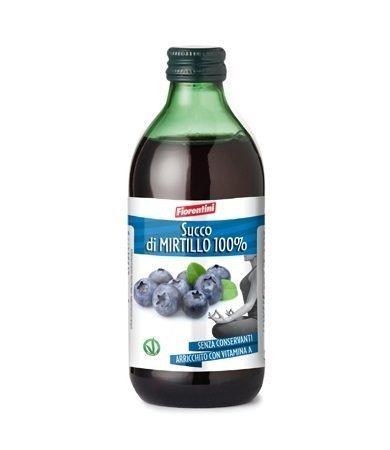 Succo di Mirtilli con Vitamina A 330ml
